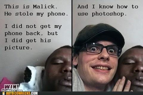 photoshop revenge stole my phone - 6506348032