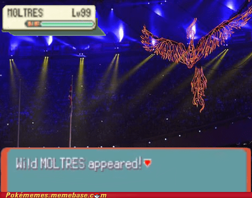 Battle closing ceremony IRL moltres Pokémemes the olympics - 6506611968