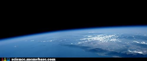 altitude,balloon,Earth Science,photograph
