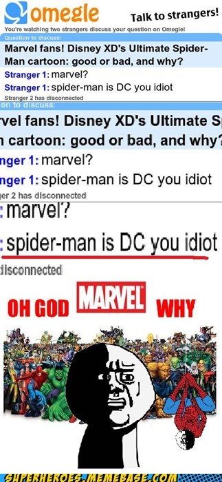 DC marvel spider sense Super-Lols troll - 6506746880