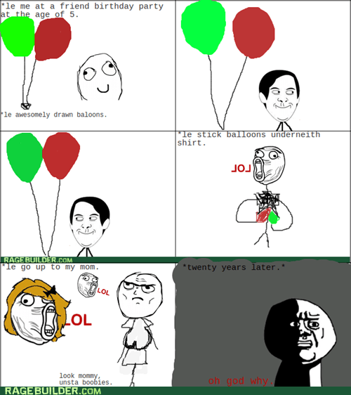 Balloons lol oh god why lol guy - 6507348480