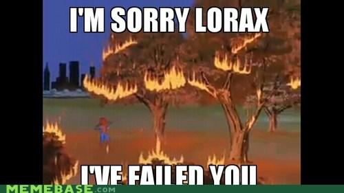 failed lorax Spider-Man Super-Lols - 6507553792