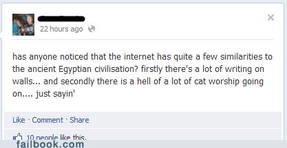 Cats egypt history internet writing - 6507854848