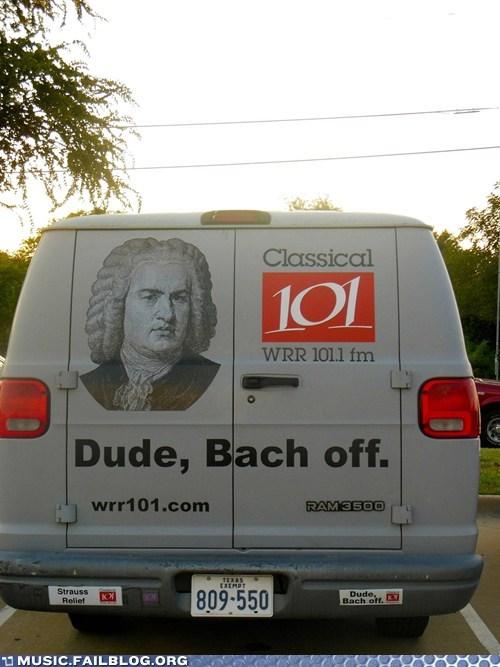 Bach classical handel puns - 6507931904