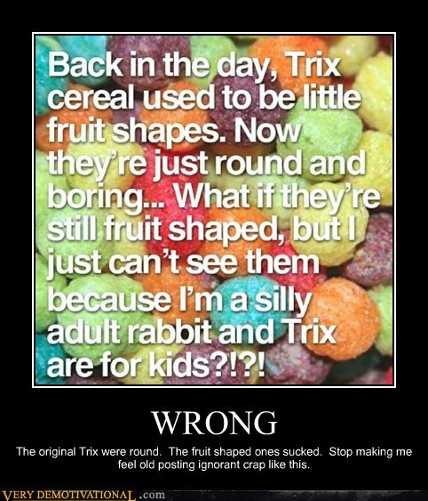 hilarious kids silly trix wrong - 6507950592