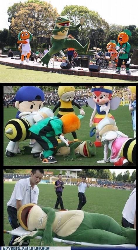 frog,frog costume,frogman,mascot