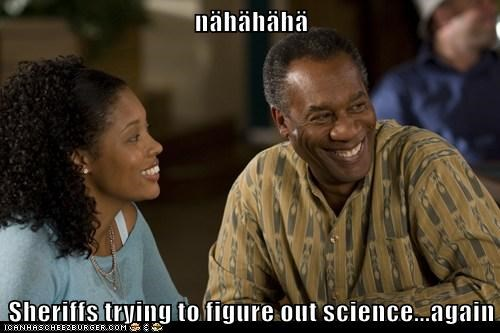 cute,eureka,Grace Monroe,hahaha,henry deacon,joe morton,science,sheriff,Tembi Locke