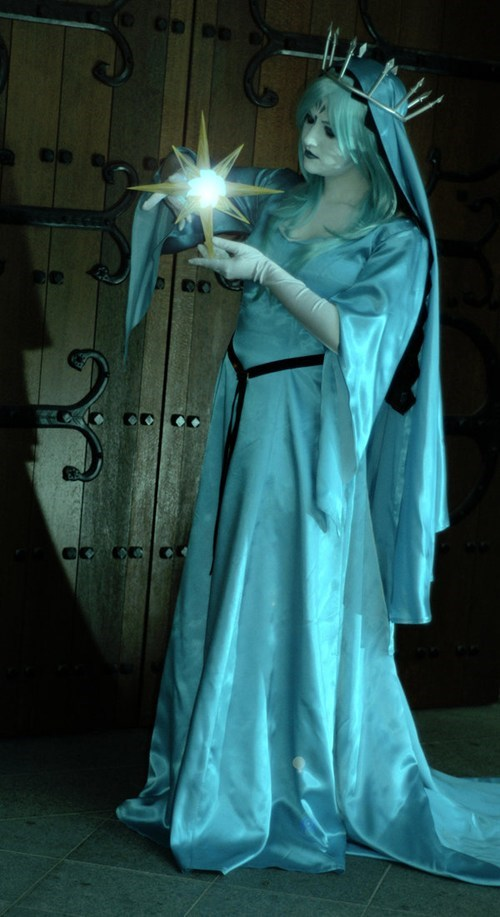 cosplay GrimGrimoire morning star video games - 6508318720