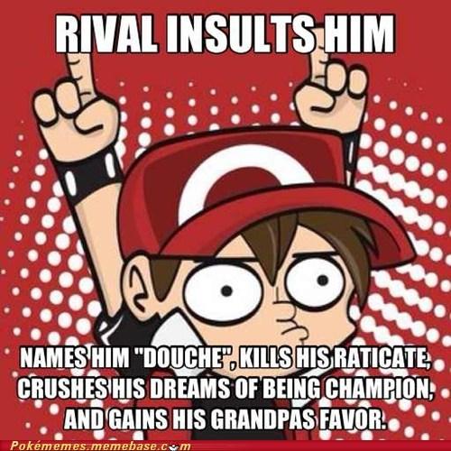 meme Memes red rival - 6508362240