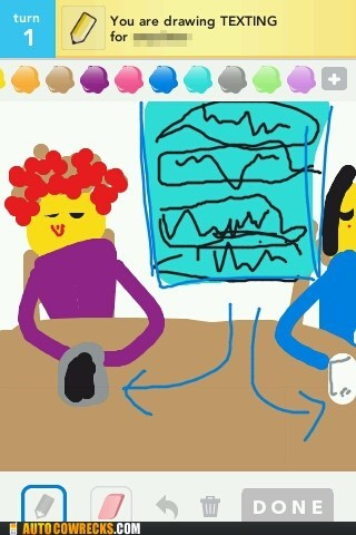 draw something looks about right makes sense texting - 6508380160