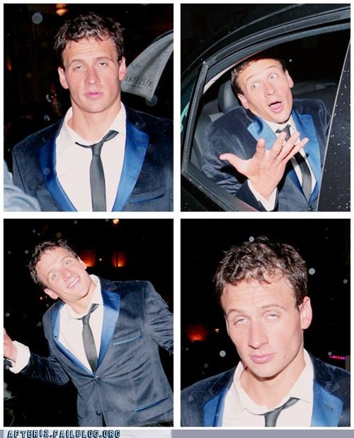 London 2012,olympics,ROFLympics 2012,ryan lochte,swimming