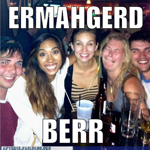 beer Ermahgerd Party funny - 6508531200