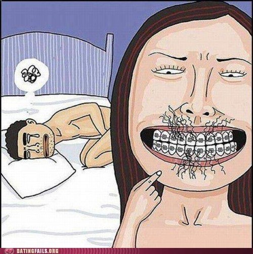 braces mistake oral ouch