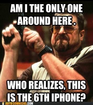 6th iphone apple iphone 5 john goodman meme - 6508795648