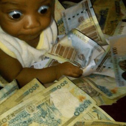 baby,money