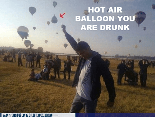 drunk hot air ballon How does i balloon upside down - 6509015808