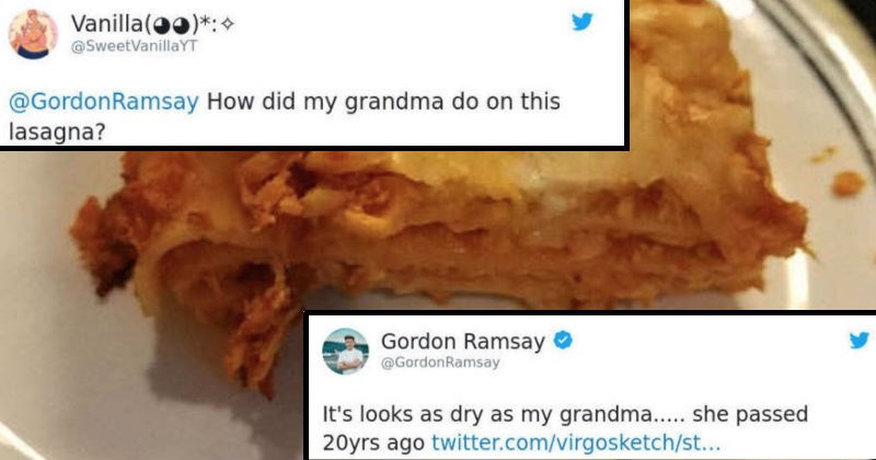 twitter restaurant roast ridiculous insult food - 6509061