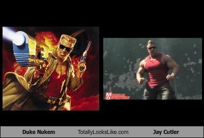 Duke Nukem funny jay cutler TLL video game - 6510328320