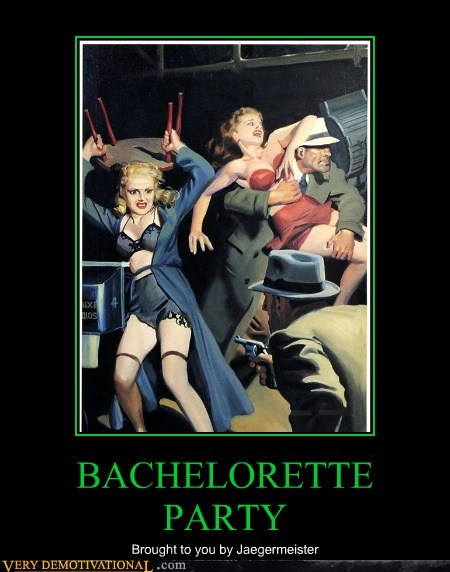 awesome bachelorette jaegermeister Party - 6510522624