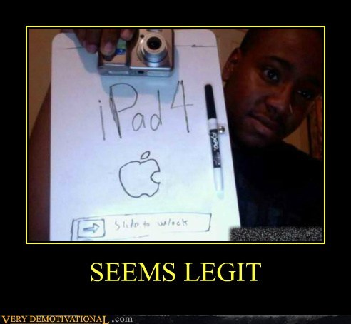 4 drawing hilarious ipad seems legit
