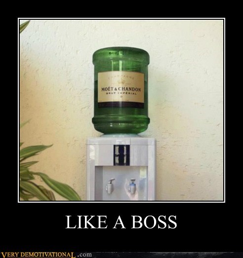 awesome booze champagne hilarious water cooler - 6510700544
