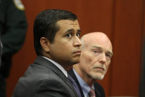 George Zimmerman 'stand your ground' rejec stand-your-ground-rejection Trayvon Martin - 6510793728