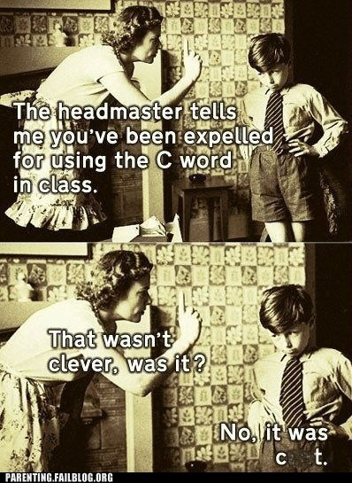 curse words headmaster motherson - 6510802176