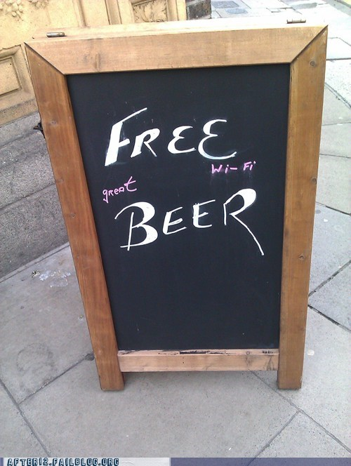 beer sign funny free - 6510868736