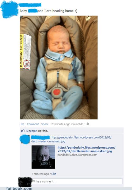 baby parenting vader - 6510901760