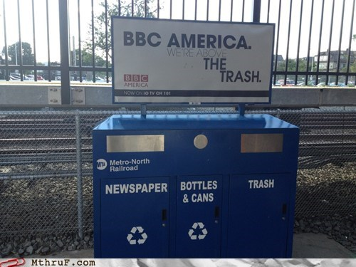 bbc,britain,england,g rated,garbage,London,monday thru friday,trash