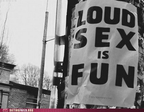 fun,loud sex,truth