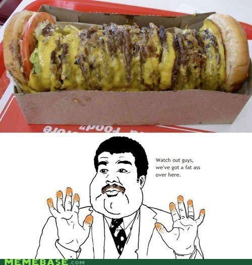 Badass cheezburger fat - 6511067136