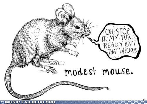literal literally modest mouse mouse
