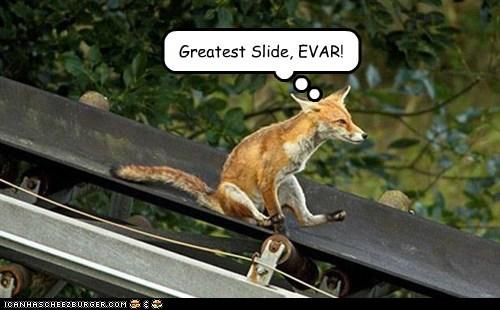 Greatest Slide, EVAR!