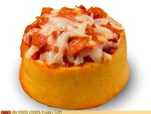 Cinnabon novelty pizza roll twist - 6511270656