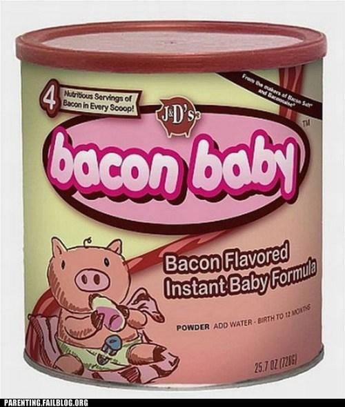 baby formula bacon baby - 6511454720