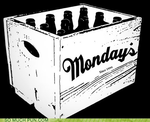 brand,case,double meaning,literalism,mondays