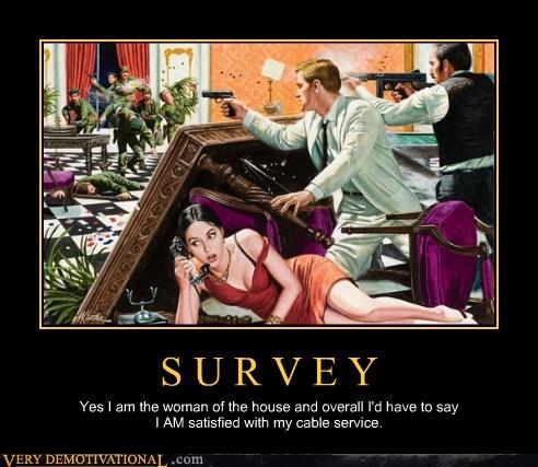cable hilarious survey wtf - 6511847424