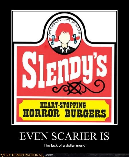 hilarious scary slender man wendys - 6512453632
