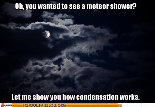 condensation,meteor shower,overcast,pacific northwest