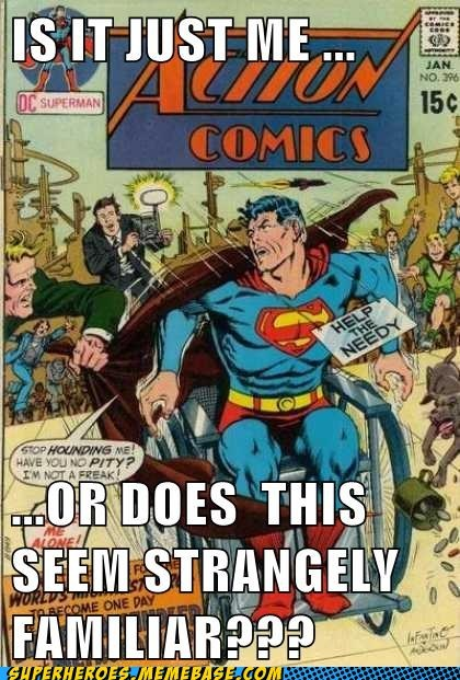 needy superman wheelchair - 6513121536