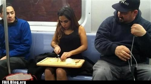 cutting board onions Subway