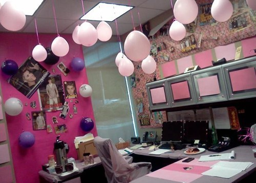 remodeling office pranks justin bieber - 6513721344