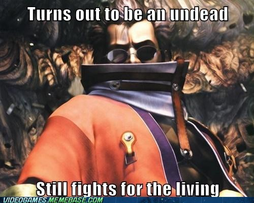 auron final fantasy X good guy meme - 6513722368