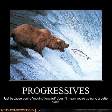 bear progressive salmon - 6513785856