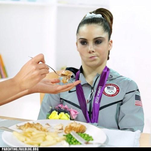 food,olympics