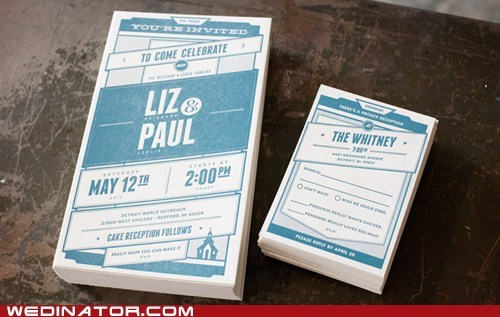 funny wedding photos invitations invites just pretty - 6513866496