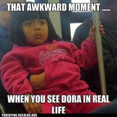 bus,dora the explorer,looks like