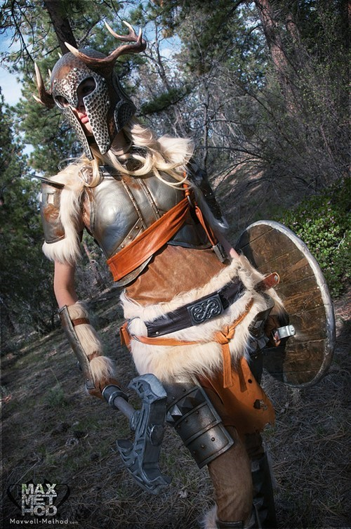 cosplay Skyrim video games - 6514060544
