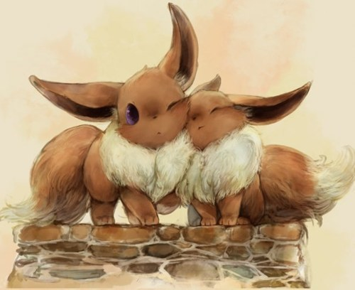 eevee Fan Art Pokémon - 6514115328